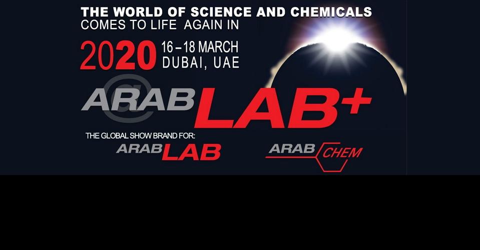 두바이 분석 및 실험기자재 박람회 ARABLAB 2020 The International Show for Tomorrow's Technology