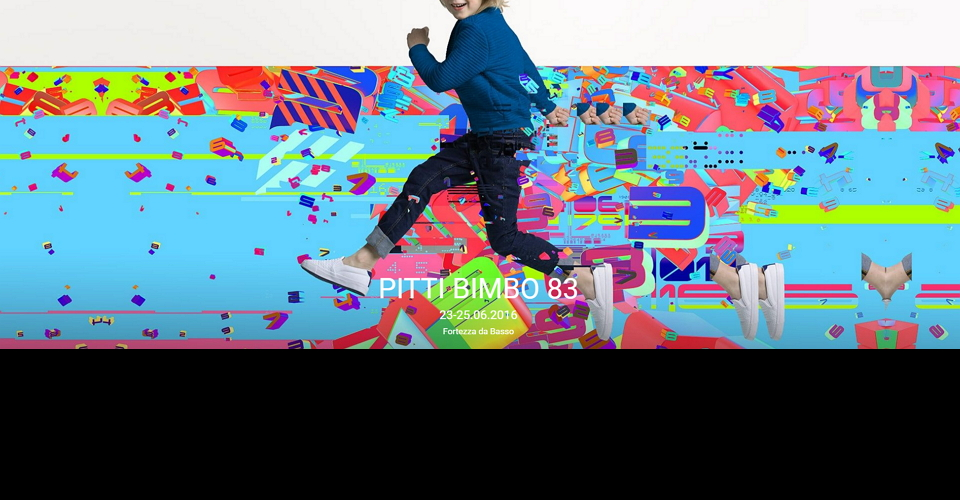 피렌체 아동복 전시회 PITTI BIMBO 2020 Children's Clothing and Accessories Collections Fair