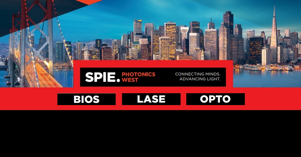 샌프란시스코 광학,레이저,바이오광학  박람회 SPIE Photonics West 2020 Exhibition on Optics, Lasers, Biomedical Optics, Optoelectronic Components, and Imaging Technologies