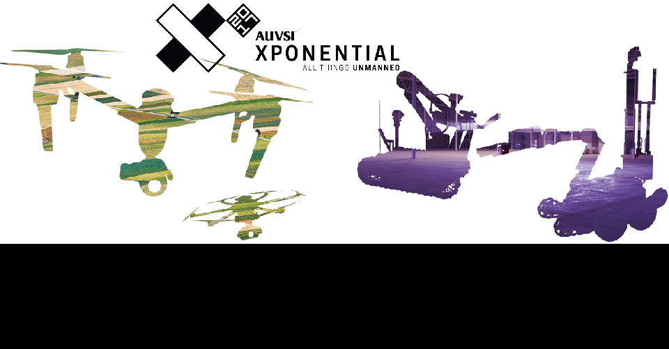 시카고 지능형로봇,드론,자율자동차 및 무인시스템 박람회