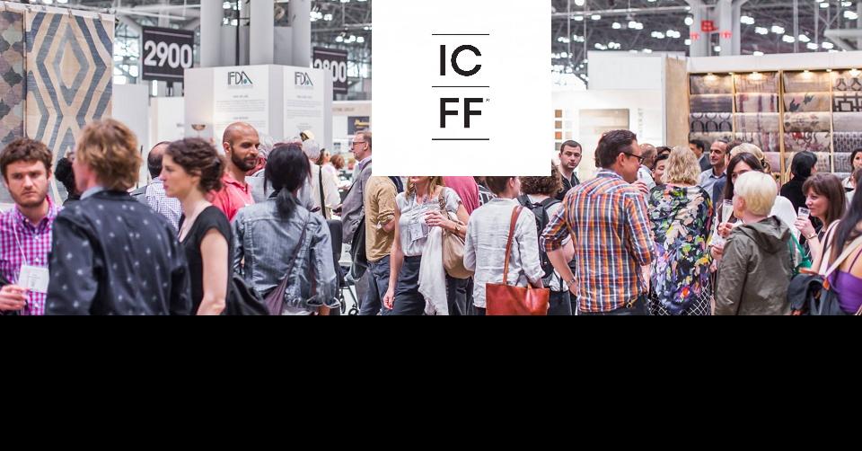 뉴욕 현대가구 박람회ICFF 2019International Contemporary Furniture Fair