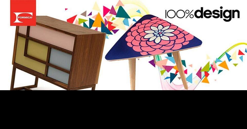 런던 디자인 인테리어 용품 박람회 100 percent design 2019 London Contemporary Design Show