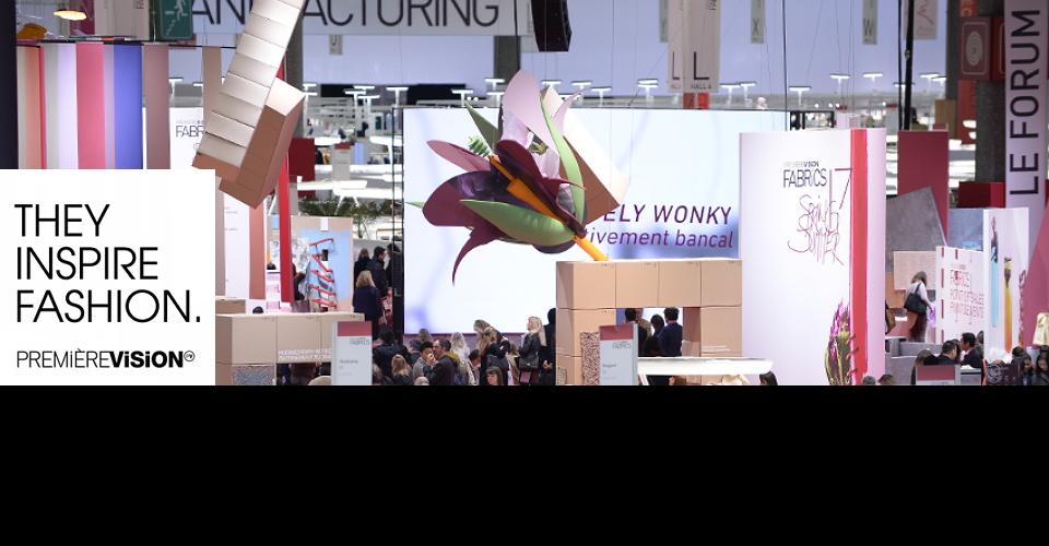 파리 원단/부자재 박람회 Premiere Vision  2019 Premiere Vision-The World's Premier Fabric Show