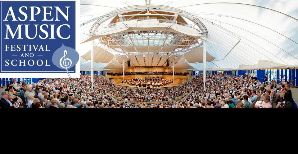 아스펜 음악 페스티벌 & 스쿨 Aspen Music Festival 2020 Aspen Music Festival