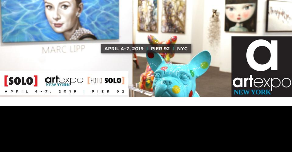뉴욕 미술 박람회 Artexpo New York 2020 International Art Exposition