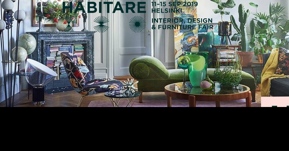 헬싱키 가구/인테리어/디자인 박람회 Habitare 2020 Furniture, Interior Decoration and Design Fair