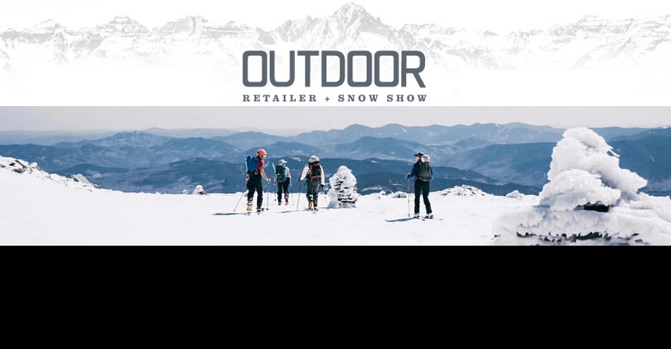 덴버 동계 아웃도어+스노우스포츠 박람회 The Outdoor Retailer + Snow Show 2020 The Outdoor Retailer + Snow Show