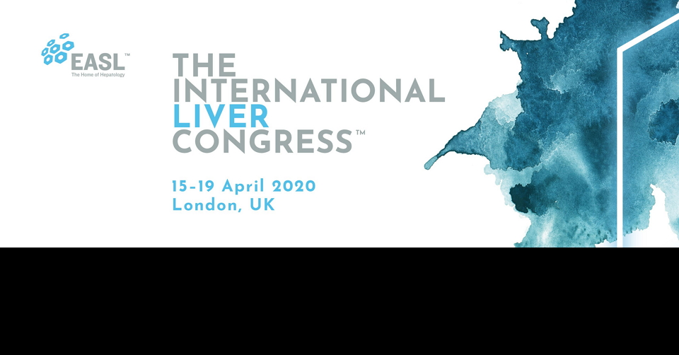 런던 국제 간장 학회 총회 ILC-EASL 2020 The annual International Congress of the European Association for the Study of the Liver