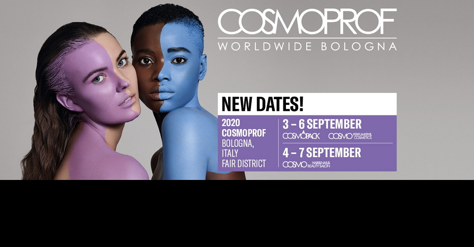 볼로냐 화장품/미용용품/포장 박람회 COSMOPROF/COSMOPACK 2020 Leading International Exhibition of Perfumery and Cosmetics