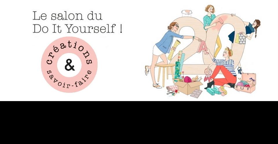 파리 창작 수공예품 박람회Créations & savoir-faire 2018Creative Crafts  MAKE IT YOURSELF EXHIBITION