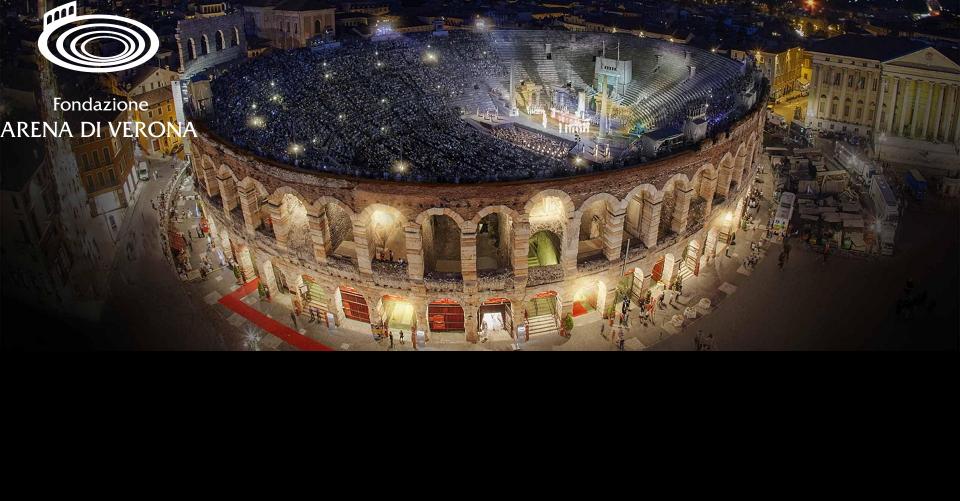 베로나 오페라 페스티벌 Verona Opera Festival 2019 Verona Opera Festival