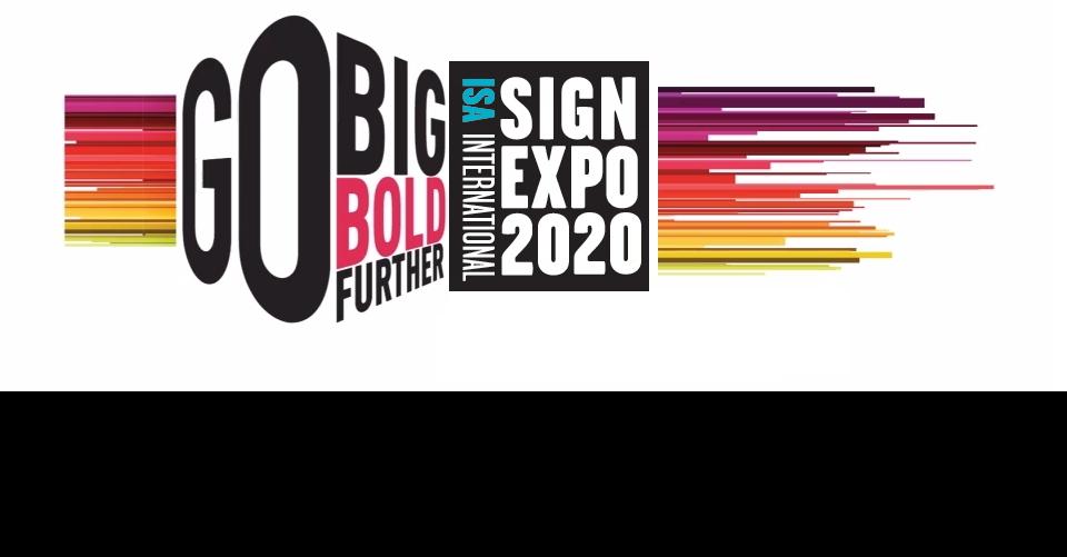 올랜도 사인광고 박람회 ISA 2020 International Sign Exposition