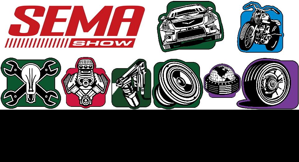 라스베가스 타이어 및 자동차액세서리, 튜닝 박람회 SEMA 2019 Automotive Aftermarket Products Expo