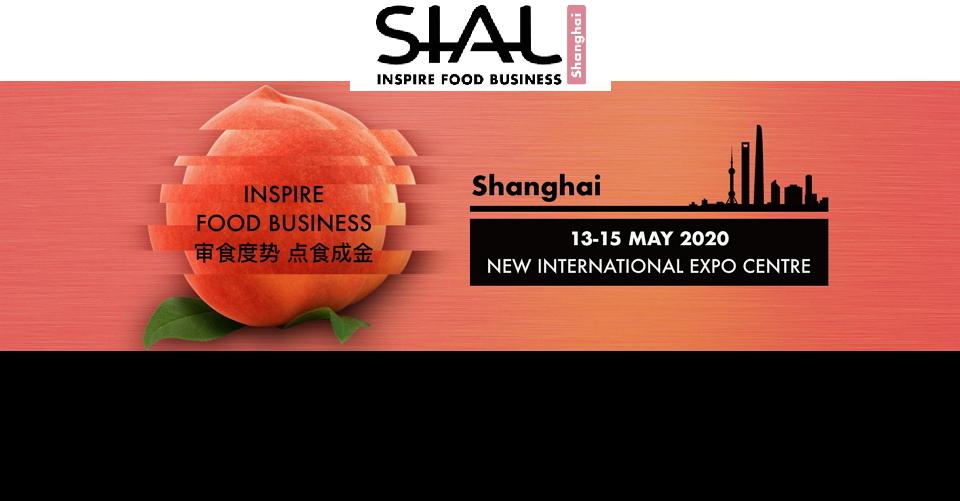 상해 식음료/와인 박람회 SIAL CHINA 2020 Food & Beverage Show