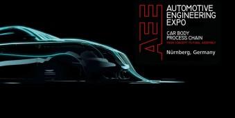 뉘른베르크  자동차 차체,도장,조립 박람회AEE  2019AUTOMOTIVE ENGINEERING EXPO-Car Body Process Chain - from concept to final assembly