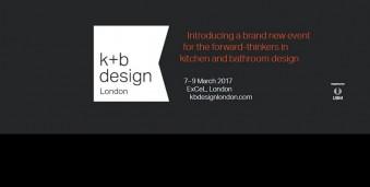 버밍햄 주방/욕실/침실 가구전 k+b design Birmingham 2022 Kitchens, Bathrooms, Bedrooms Exhibition