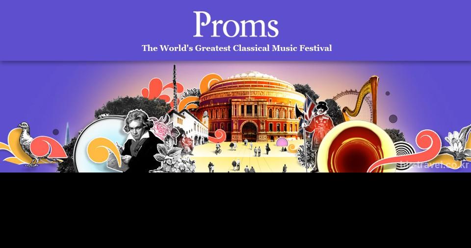 런던 프롬스 음악 페스티벌 PROMS 2019 Promenade Concert