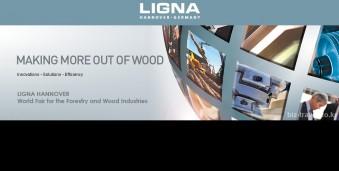 하노버 목공/임업 기계 박람회 LIGNA HANNOVER 2021 World's leading Trade Fair for Machinery, Plant and Tools for the Woodworking and Timber Processing Industry