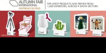 버밍햄 추계 소비재 박람회Autumn Fair International 2019Autumn Fair International