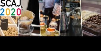 동경 스페셜티커피 전시회 SCAJ 2020 SCAJ World Specialty Coffee Conference and Exhibition