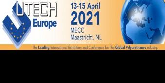 마스트리히트 유럽 폴리우레탄 전시회 UTECH Europe 2021 The heart of the Polyurthane Industry