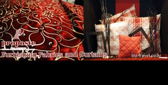 코모 가구직물 및 커텐 박람회 PROPOSTE 2020 Trade Exhibition of Furnishing Fabrics and Curtains
